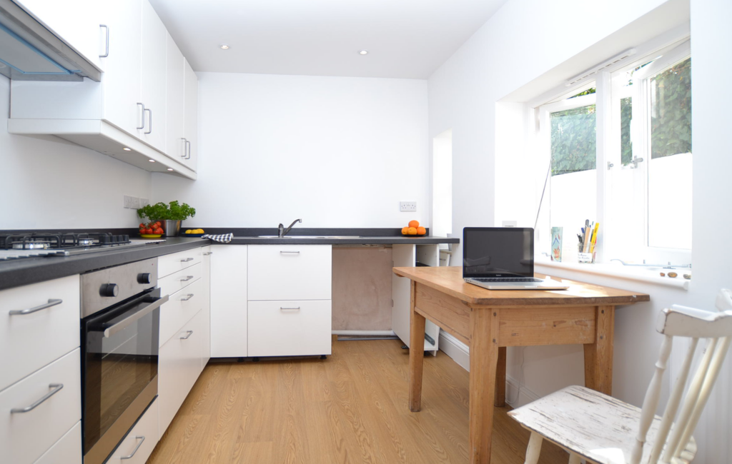 Parks Letting Property Kitchen in Brighton